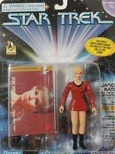 The Original Series YEOMAN JANICE RAND Action Figure/'96 Playmates Star Trek