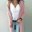 Women/'s Long Sleeve Knit Open Front Cardigan Top Jackets Coat Sweater Tops Coats