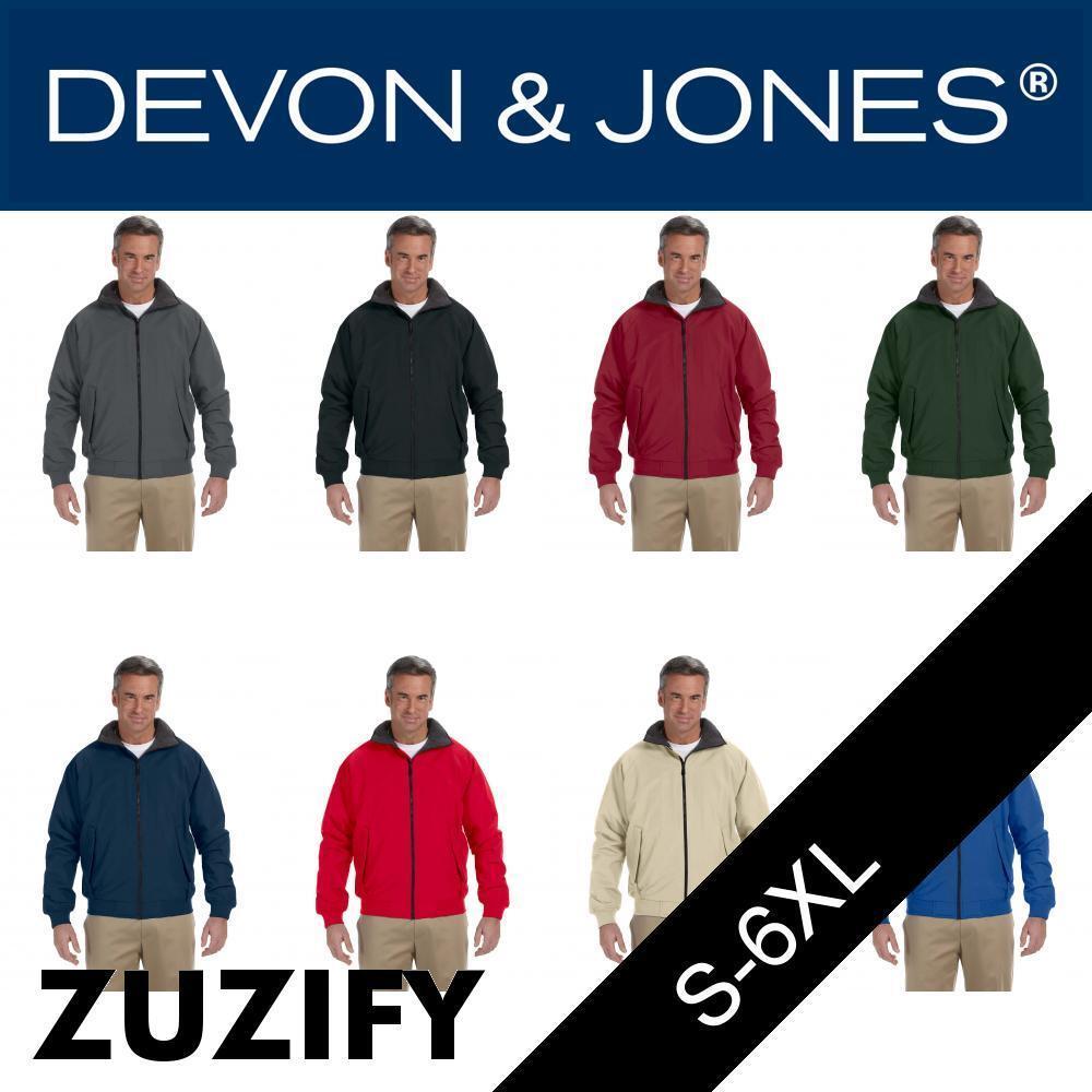 Devon & Jones Classic temporada de tres  Chaqueta Clásica. D700  servicio considerado