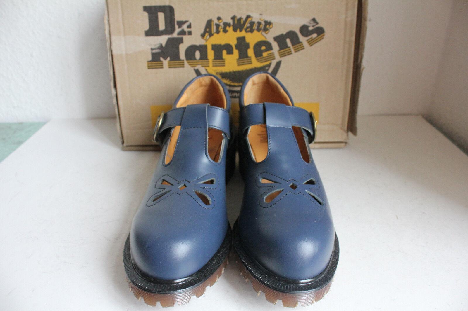 Vintage Selten Dr.Martens Eu:42-Uk:8-made Mary Jane Pumps Schuhe Eu:42-Uk:8-made Dr.Martens in England-Neu 6b89ec