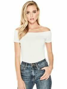 GUESS-Factory-Women-039-s-Norah-Off-the-Shoulder-Top
