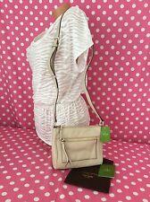 NEW Kate Spade Briar Lane Cobble Hill Deni Leather Crossbody Handbag Bag Ivory