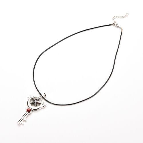 Magic Wand Necklace Cardcaptor Star Pendant Anime for Cardcaptor Sakura $T