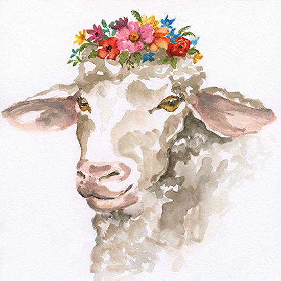 Nan  Principessa Pecora Barella-Immagine Schermo Blumen-Kranz Blumen-Kranz Blumen-Kranz Fattoria Animali 7adcf6