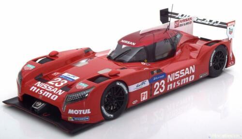 1:18 AUTOart Nissan GT-R LM Nismo #23 24h Le Mans 2015