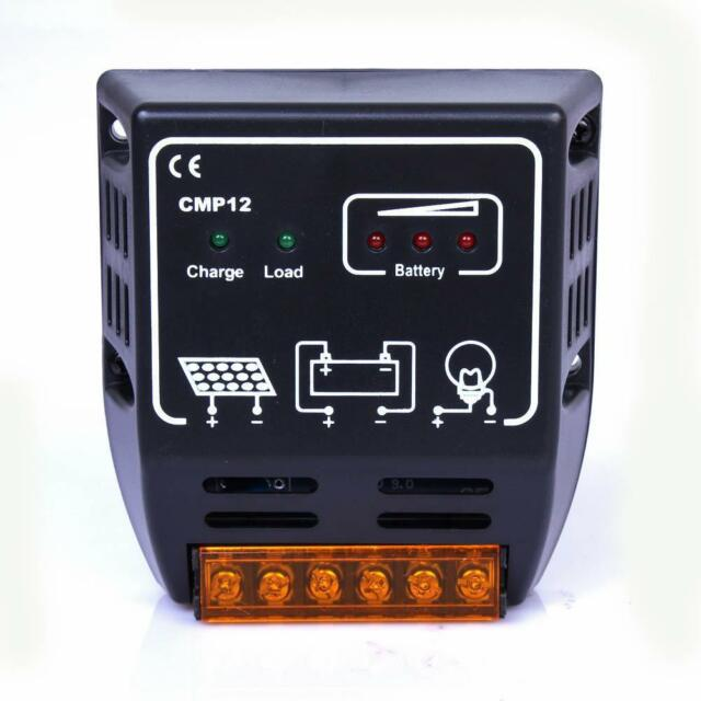 10A 12V/24V Solar Panel Battery Charge Regulator Controller CE Certify 240W TR