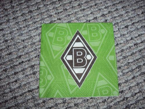 2 Servietten Borussia Mönchengladbach ⚽...