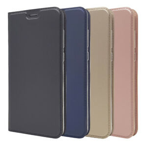 Ultra-Thin-Wallet-cuir-Flip-Case-Cover-Pour-Huawei-P30-Lite-Y7-2019-P-Z-intelligente