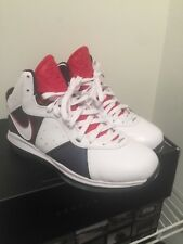 cheap for discount 2b9ef 582eb item 8 Nike Lebron VIII Veteran Day White Bl Red USA Olympic 8 Sz 14 Jordan  417098 100 -Nike Lebron VIII Veteran Day White Bl Red USA Olympic 8 Sz 14  Jordan ...