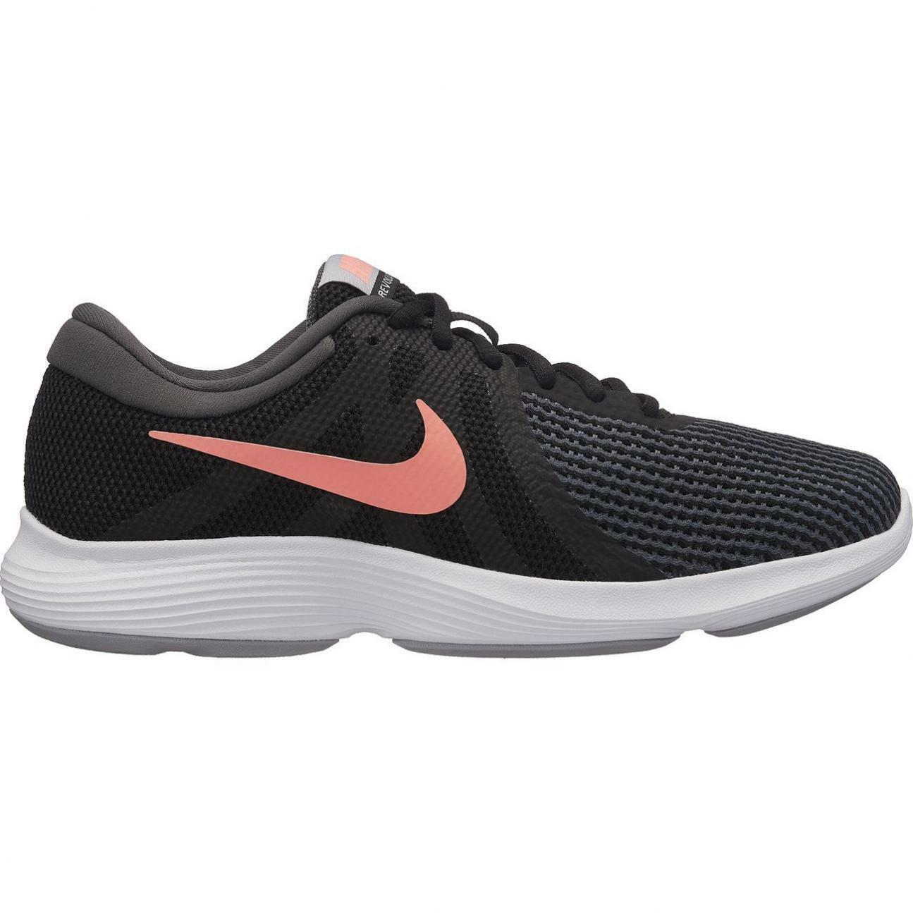 **Authentic** Nike Revolution 4 Womens Running Shoes (B) (008)