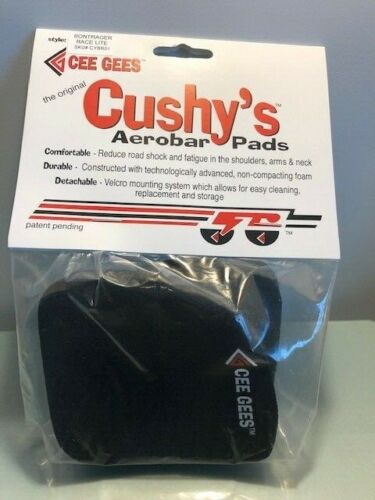 Cee Gees Cushy/'s Aerobar Pads