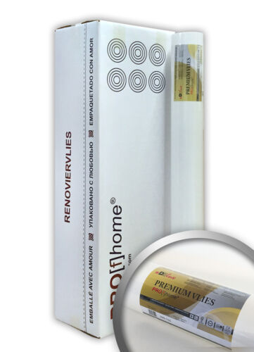 Professional non-woven wall liner 150 g Profhome PremiumVlies smooth150 sqm