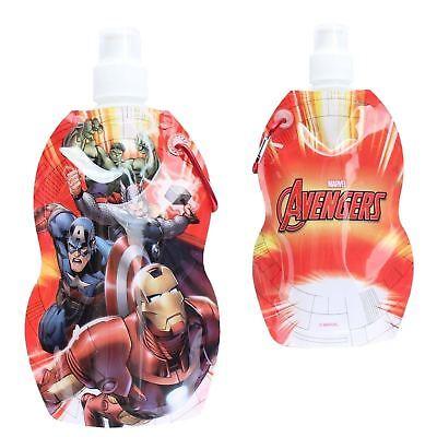 Mv16024b-MEGA Brands Marvel Avengers pliable Boissons Cantine-grand prix!