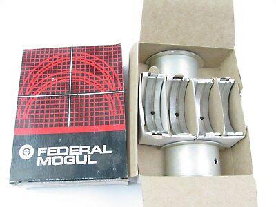 SBC Chevy Small Block 400 V8 Federal Mogul 4926M 010 Size Main Bearings