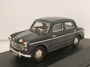 1-43-FIAT-1100-103-1954-CARABINIERI-CENTAURIA-COCHE-DE-METAL-A-ESCALA-DIECAST