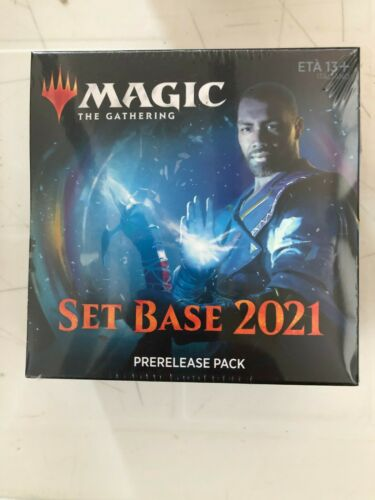 CORE SET 2021 SIGILLATO MTG  Prerelease pack  SET BASE 2021 ITALIANO