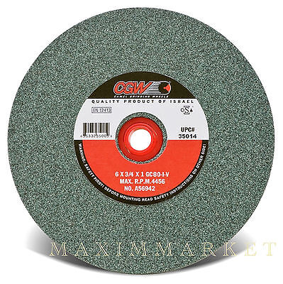 Cgw 6 Quot X3 4 Quot X1 Quot Green Silicon Carbide Grinding Wheel Choice