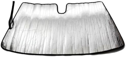 Intro-Tech Silver Custom Car Sunshade Windshield For Acura 2007-2012 RDX