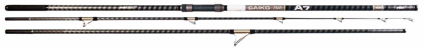 YUKI nieuwe SAIKO A7 Surf Fishing Rod 4.2m --3PC --CSSA742