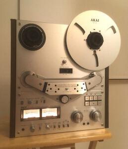 Akai-GX-635D-Tonbandgeraet-Reel-to-reel-tape-recorder-Excellent