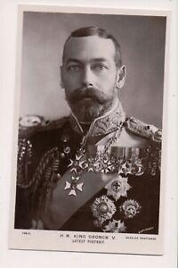 Vintage-Postcard-King-George-V-of-The-United-Kingdom