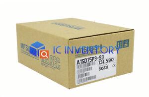 1PCS NEW IN BOX Mitsubishi A1SD75P3-S3 A1SD75P3S3 Fast ship with warranty