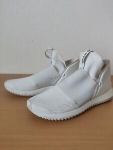 buy popular bff76 b8c26 Details about Adidas Tubular Defiant T W Womens Running Shoe White SZ 7.5  Core White [BB4234]