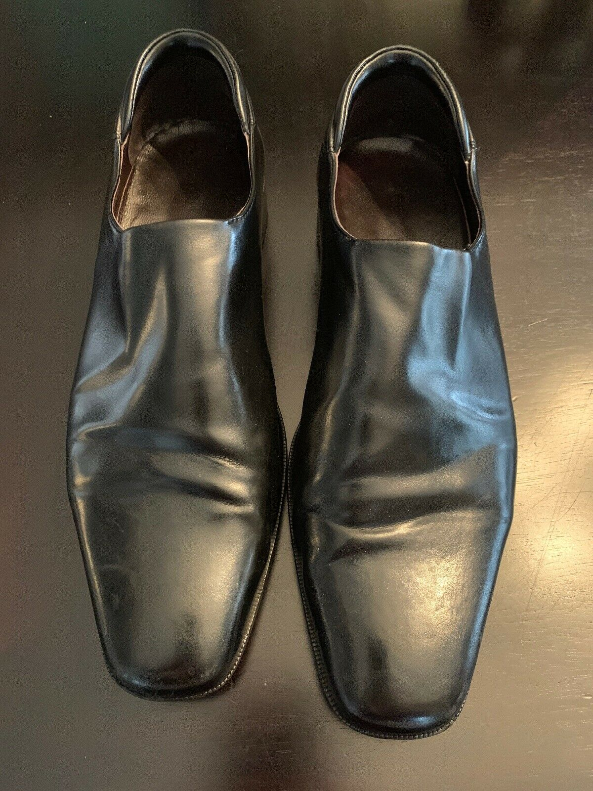 Mens 7.5 M Donald J. Pliner shoes Slip On