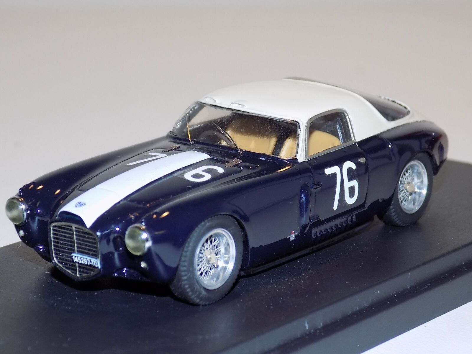 1 43 Simple Gamma Models Lancia D20 3000 Targa Florio 1953 1st Place SG014