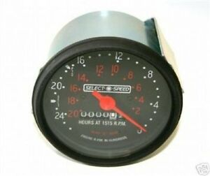 FORD-NAA-600-800-2000-4000-TRACTOR-SELECT-O-SPEED-TACH-TACHOMETER-C3NN17360J