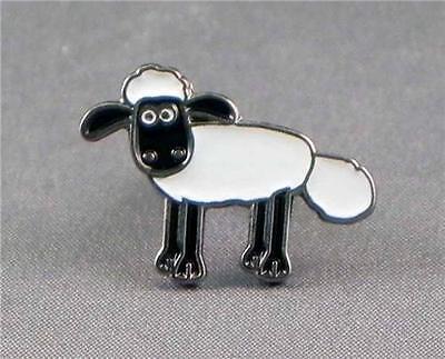 Metal Enamel Pin Badge Brooch TV Cartoon Shaun the Sheep
