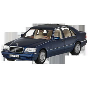 Mercedes-Benz-W-V140-CLASSE-S-S-500-Longue-Version-Facelift-Bleu-Azurite-1-18