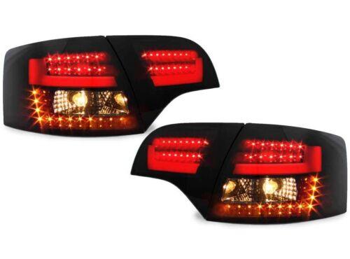 Rückleuchten für Audi A4 B7 8E 04-08 Avant Kombi dynamischer LED Blinker Satz