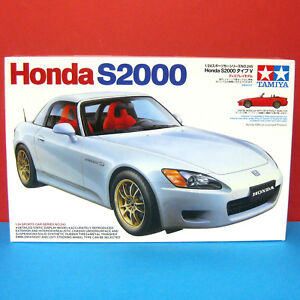Tamiya-1-24-Honda-S2000-spec-V-model-kit-24245