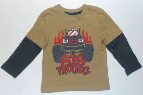 Circo Toddler Boys Long Sleeve T-Shirts Size 3T NWT