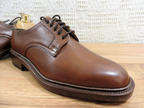 Marrone Loake 40 Nuovo 7 Polpaccio Cuoio F Fiore Goodwood 6 Uk Eu Country Us dBnnqEx