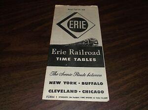 APRIL-1948-ERIE-RAILROAD-FORM-1-SYSTEM-PUBLIC-TIMETABLE