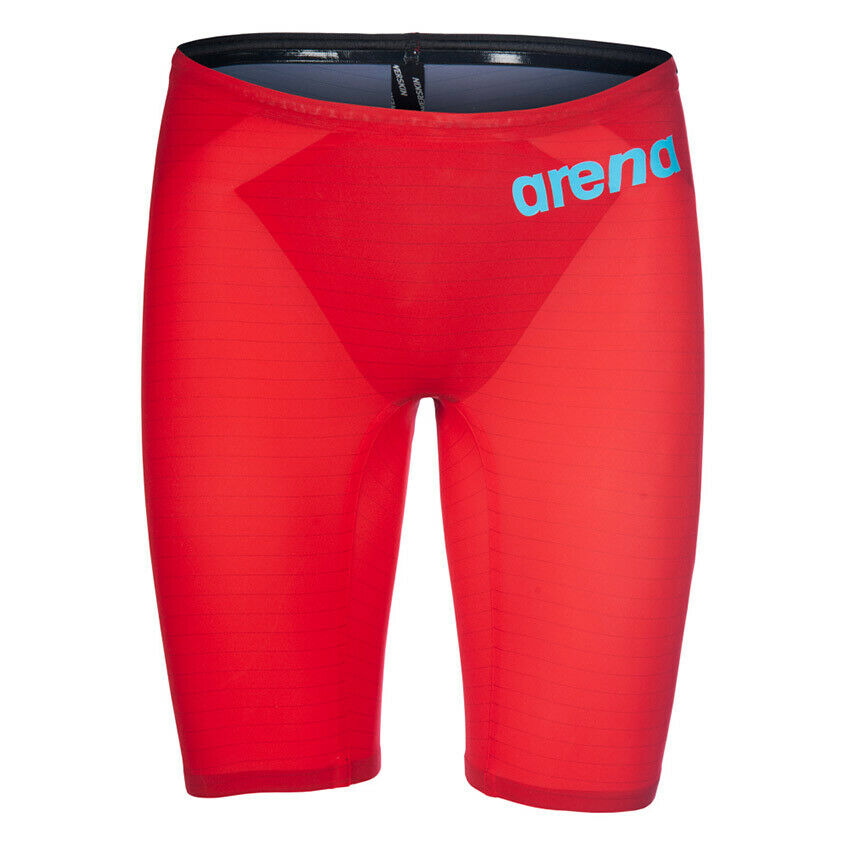 Arena Powerskin Carbon Air2 Jammer-Badehose Rot