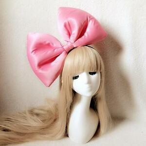 Details about NEW Oversized Super Giant Big Bow KIKI Cosplay Hair Headband  Party Photo Props