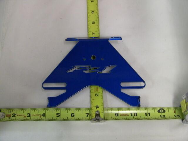 YAMAHA FZ1 fz-1 FENDER ELIMINATOR 2006 2007 2008 2009 2010 2011 2012 BLUE