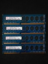 Hynix 16GB (4x4GB) PC3-10600U DIMM 1333 MHz PC3-10600 DDR3 Memory