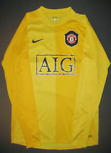 a61703b5590 Image is loading 2006-2007-Nike-Manchester-United-Goalkeeper-Long-Sleeve-