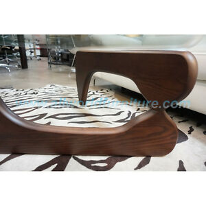 Base only noguchi replica coffee table aeon furniture sw019 walnut solid ash ebay Noguchi replica coffee table