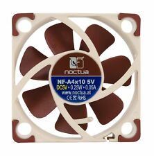 Noctua a Series Cooling Fan Blades With AAO Frame Sso2 Bearing NF A4x10 FLX 5v..
