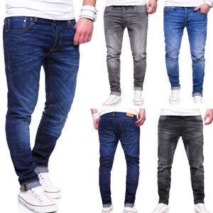 JACK-amp-JONES-Herren-Jeans-Hose-versch-Modelle-Slim-Fit-amp-Straight-Fit-Chino-NEU