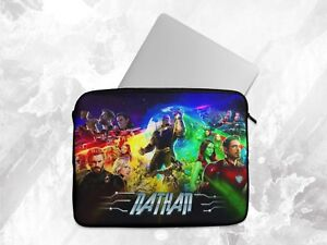 Details about Personalised Laptop Case Any Name Avengers Sleeve Tablet Bag  Chromebook Gift 4