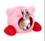 Super-Kawaii-Kirby-siesta-almohada-sueno-de-Peluche-Juguete-Cosplay-cama-del-animal-domestico miniatura 1