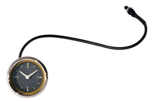 AC957066 TYPE 2 SPLIT Smiths Clock  T2 />67 52mm OE Style Brown Face 12v