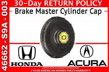 Genuine Oem Honda Acura Brake Master Cylinder Cap 46662 S9a 003
