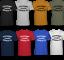 QUALITY-Cotton-STUYVESANT-LEADER-Retro-Hip-Hop-T-shirt-Beastie-Boys-rap-party miniatuur 2